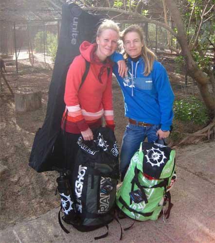Slingshot Kites mit RuegenKite on Tour