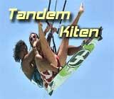 Kite Surfing auf Rügen