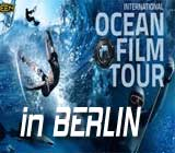 Ruegen Kite in Berlin bei der Film Tour