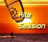 KiteSession mit leuchteffekt bei deiner Surfschule Ruegen
