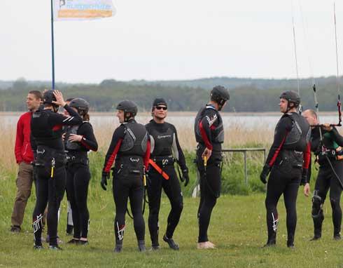 KitesurfCamp Ruegen Kite