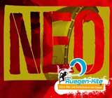 Kiten lernen auf Ruegen geht mit dem North Neo besonders gut