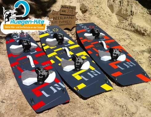 kiteboard underground tahee