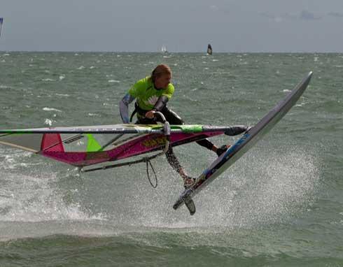Windsurfen Event in GB