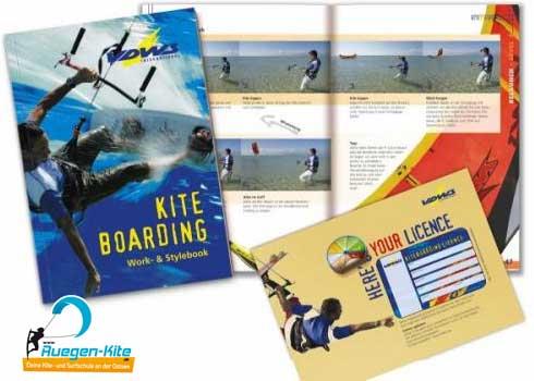 VDWS-Lehrbuch-Kitesurfen