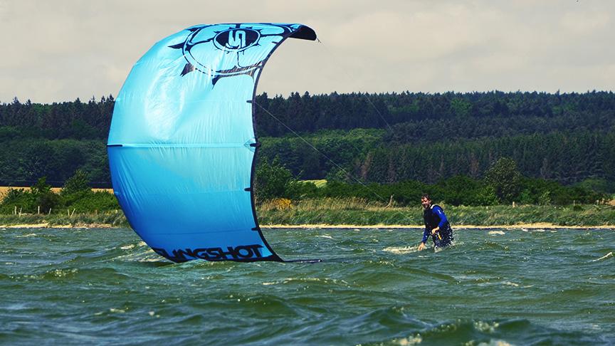 Kitesurfen lernen bei Rügen Kite