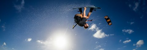 5 Tage Kiten lernen im Kitecamp ab NUR 299€