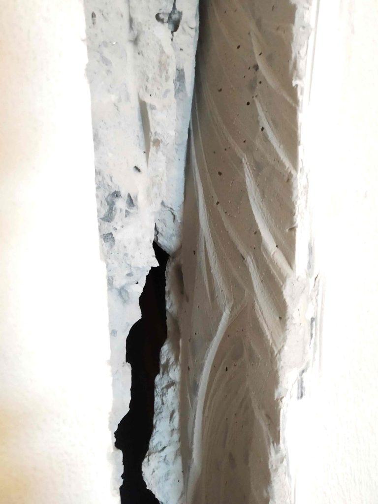 15cm Beton haben keine Chance