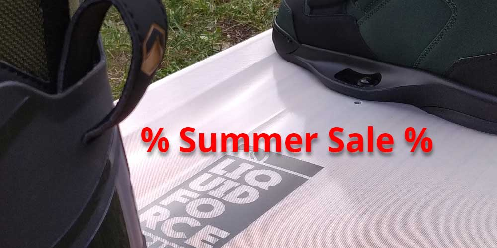 Rügen Kite Summer Sale